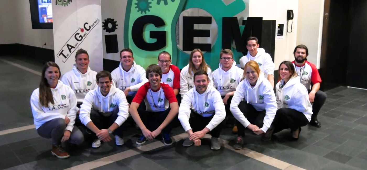 """iGEM"" project – University of Stuttgart"